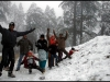 shimla-snowfall-tourists-enjoying