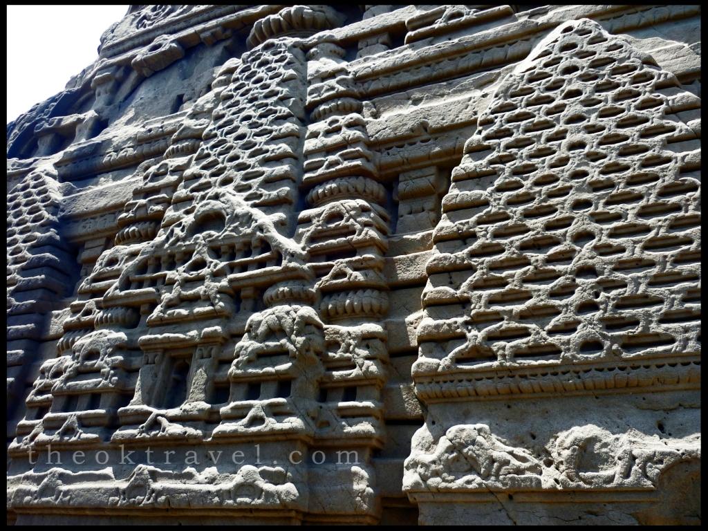 The Rock Cut Masroor Temples, Kangra