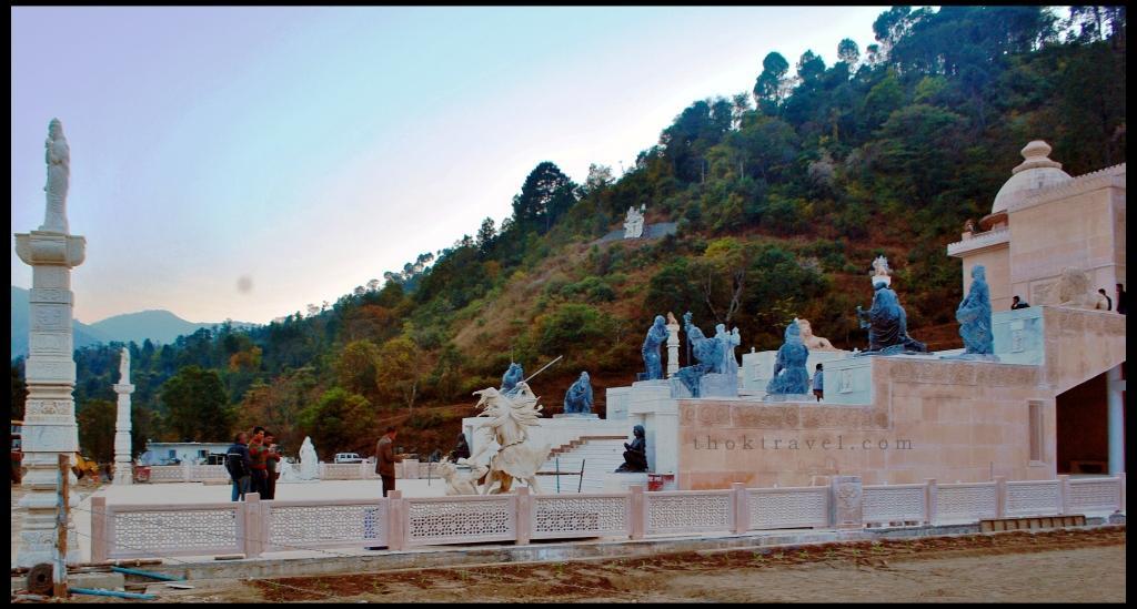 A Pleasant Surprise: Mohan Heritage Park, Solan