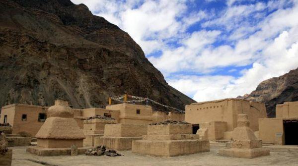 Tabo Monastery, Spiti