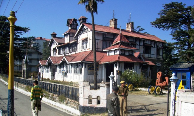 Bantony - Old Police HeadQuarters in Shimla, Himachal Pradesh