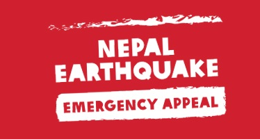 We – AID collection centre in Shimla – Help for Nepal