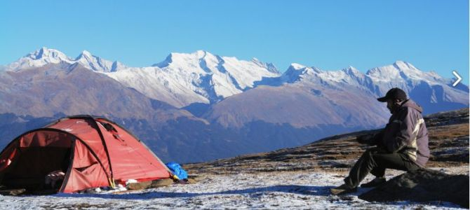 Chanshal Pass – the gateway to landlocked Dodra Kwar valley