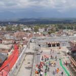 Temple tree Brijeshwari Devi temple Kangra