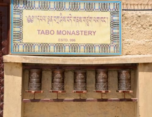 Spiti valley's timeless Tabo Monastery