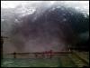 Healing sulfur spring waters of Kheer Ganga