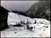 Beauty of Kheer Ganga under snow