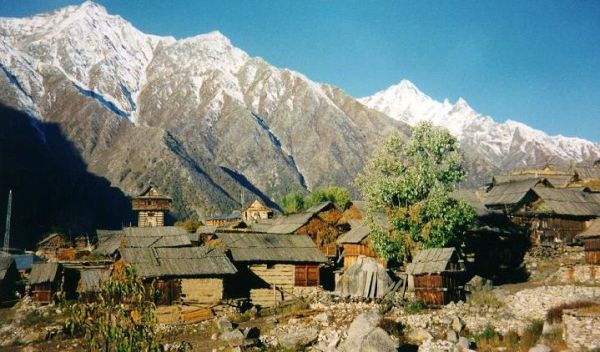 Sangla Valley Himachal Pradesh