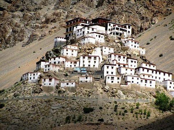 Tabo Monastery himachal pradesh