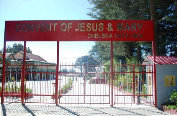 Convent of Jesus and Mary, Chelsea, Shimla