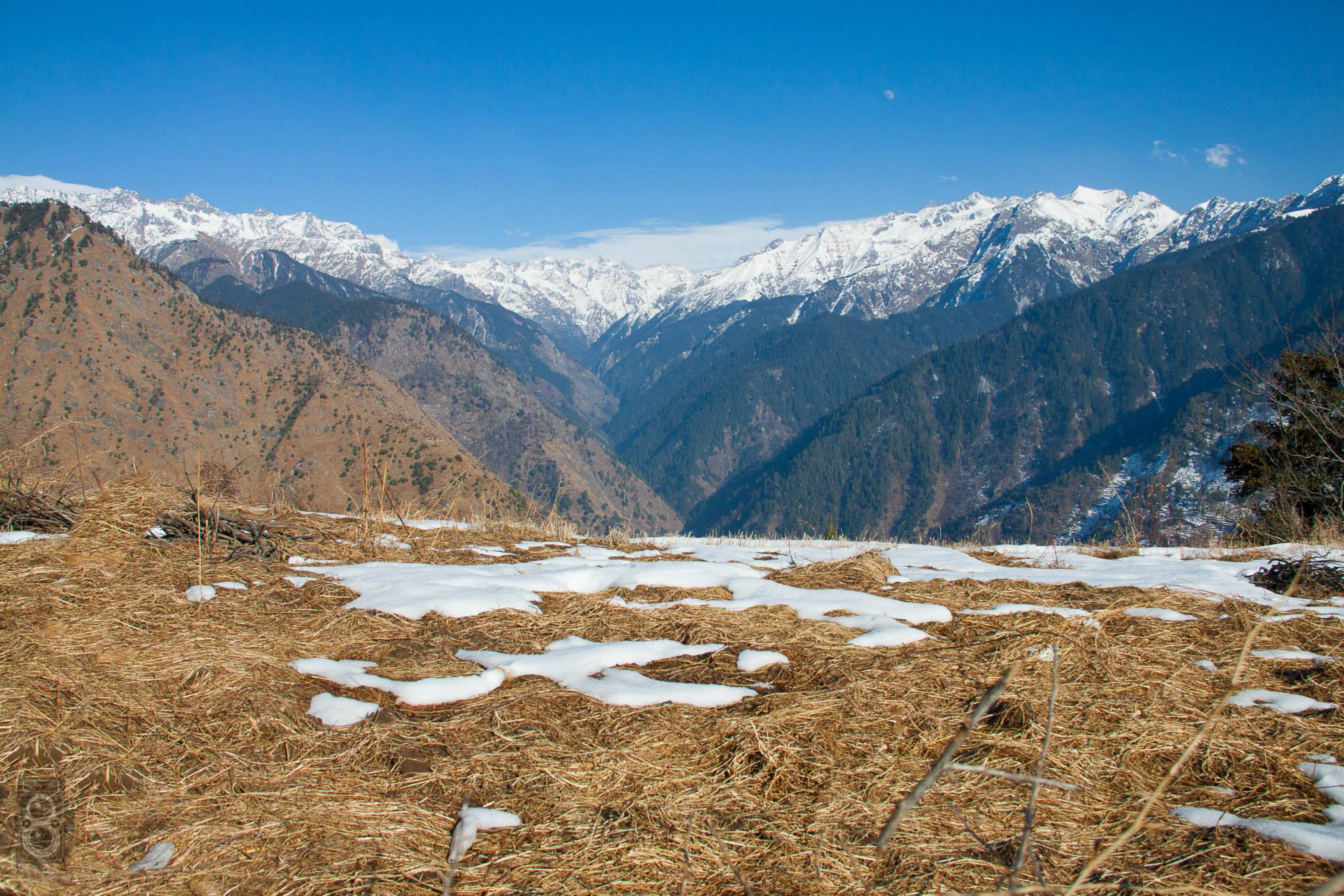 Himalayan National Park Valley
